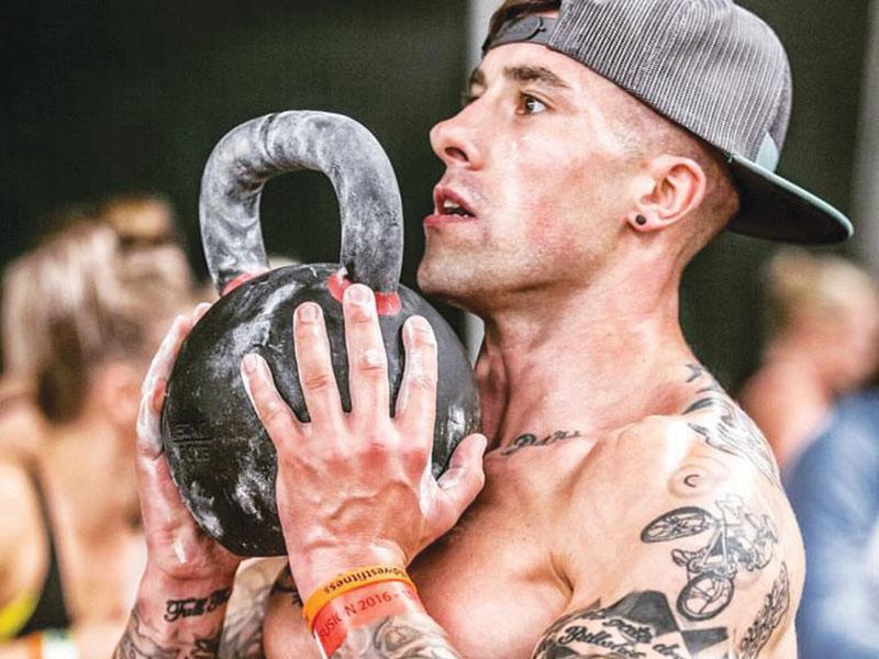 Kieron McAvoy Personal Training