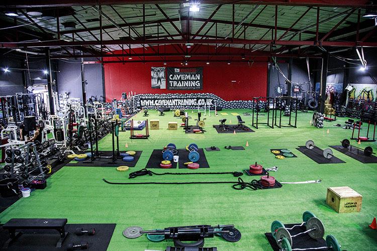 Circuit Training in Fenton, Stoke-on-Trent