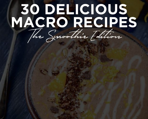 30 Delicious Meals Smoothie Edition